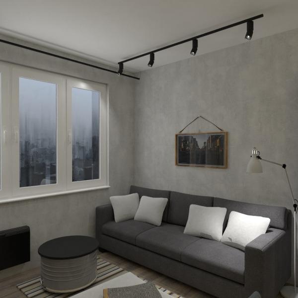 fotos apartamento decoração quarto cozinha estúdio ideias