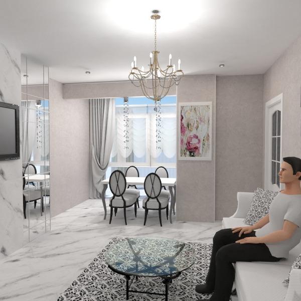 идеи квартира мебель декор гостиная кухня освещение ремонт архитектура студия идеи