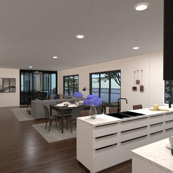 fotos haus wohnzimmer küche beleuchtung eingang ideen