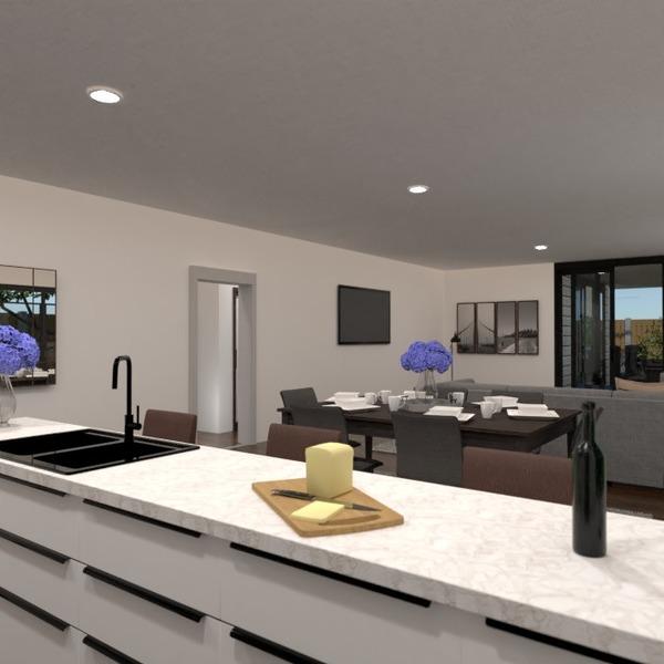 zdjęcia dom meble wystrój wnętrz pokój dzienny kuchnia pomysły