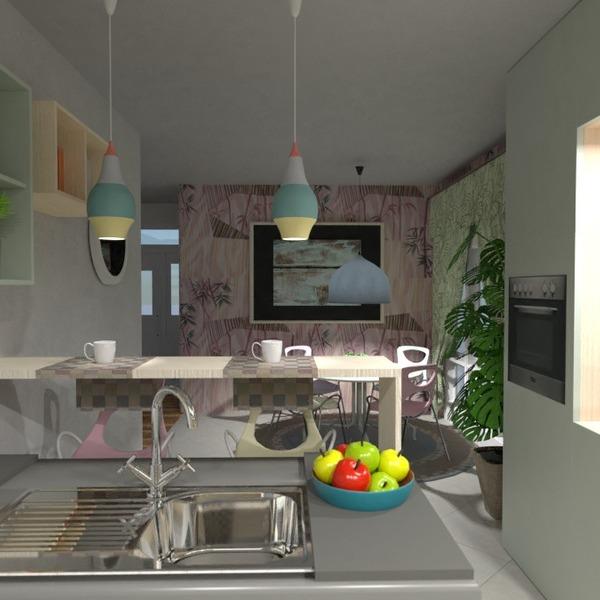 идеи квартира мебель кухня столовая идеи