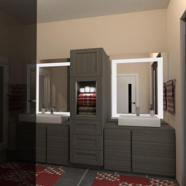 fotos apartamento varanda inferior decoração casa de banho iluminação ideias