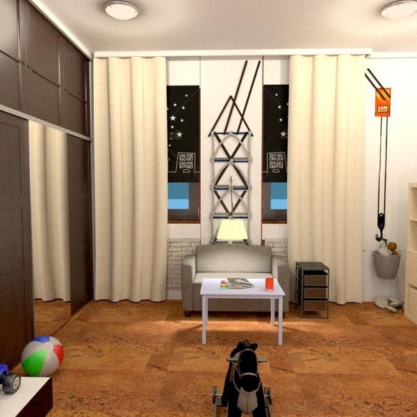photos appartement maison meubles décoration diy chambre d'enfant eclairage rénovation idées