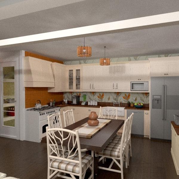 foto casa cucina illuminazione famiglia caffetteria sala pranzo idee