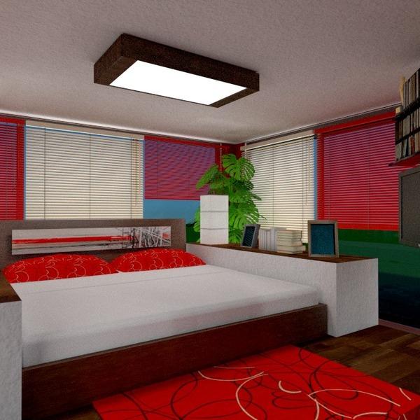 photos appartement meubles chambre à coucher eclairage idées