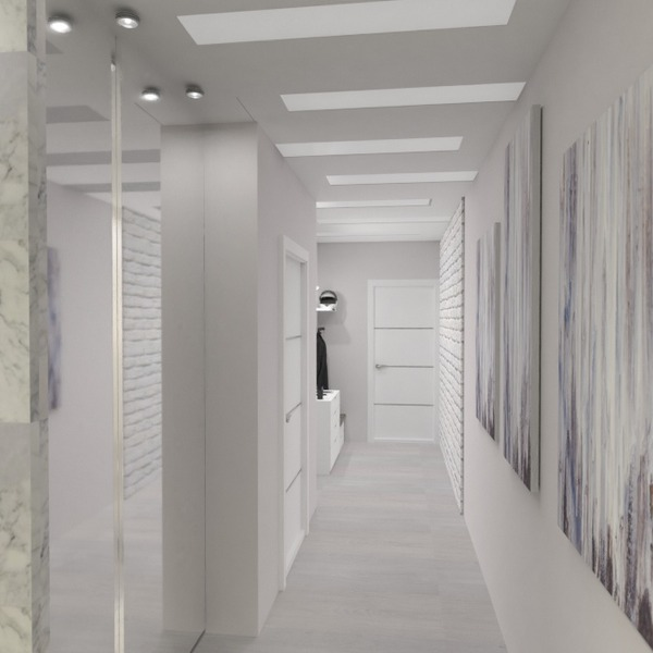 идеи квартира дом мебель освещение ремонт прихожая идеи