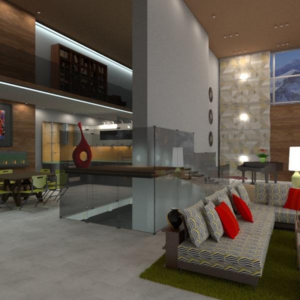 photos appartement maison meubles décoration salon cuisine eclairage rénovation salle à manger architecture espace de rangement studio entrée idées