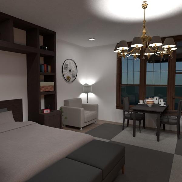 fotos apartamento casa decoração dormitório utensílios domésticos ideias