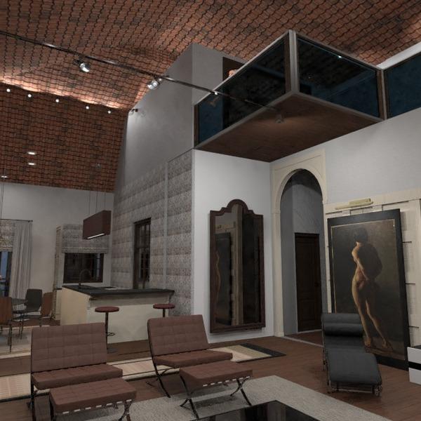 nuotraukos namas svetainė renovacija valgomasis аrchitektūra idėjos