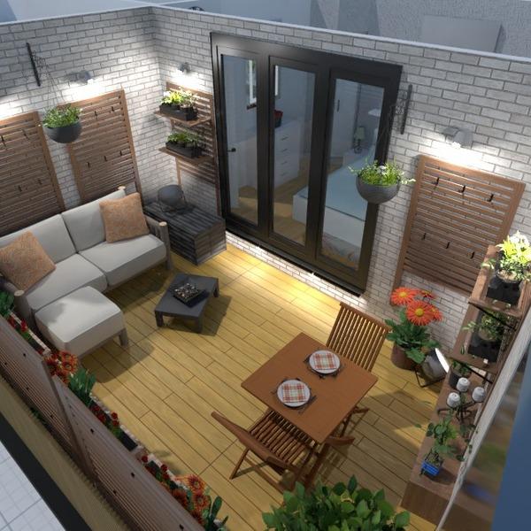 fotos wohnung terrasse ideen