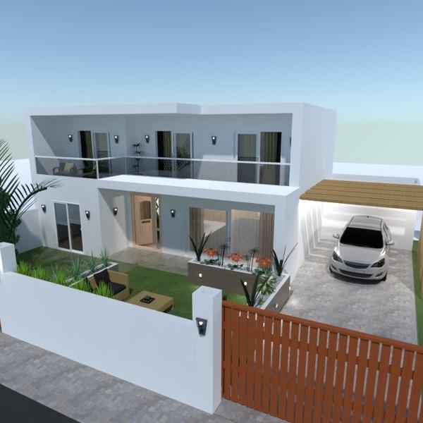 fotos casa exterior iluminación arquitectura ideas