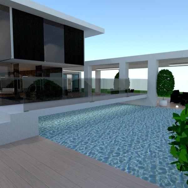 fotos casa terraza exterior iluminación paisaje hogar arquitectura ideas