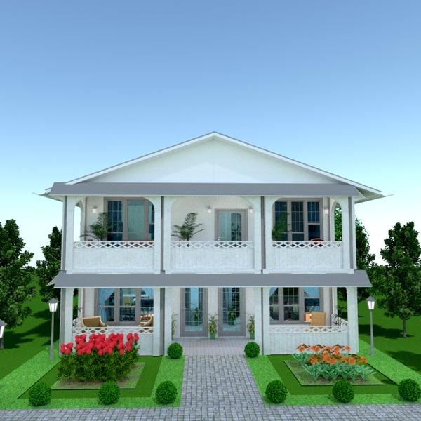 foto casa arredamento esterno paesaggio architettura idee
