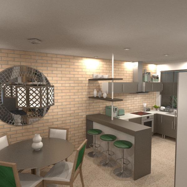 foto cucina illuminazione famiglia caffetteria sala pranzo vano scale idee