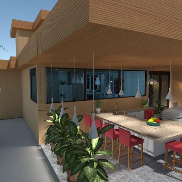 fotos casa varanda inferior decoração cozinha área externa iluminação paisagismo arquitetura ideias