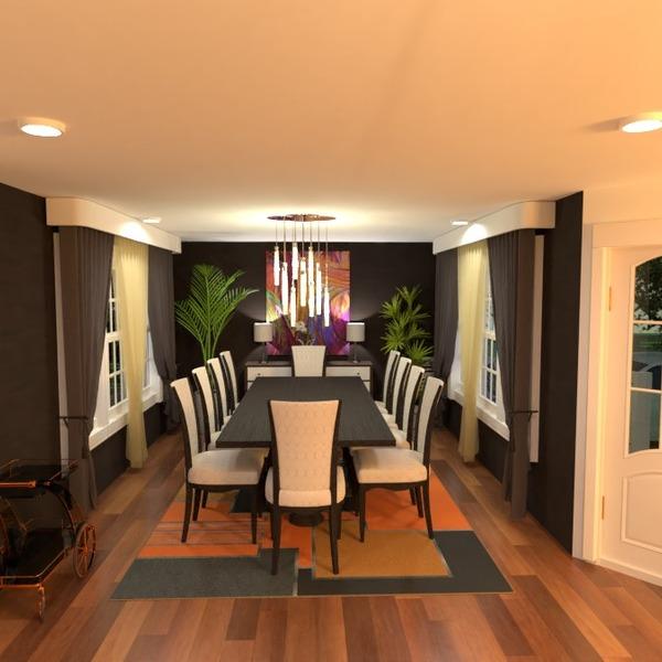 photos salon eclairage maison salle à manger idées
