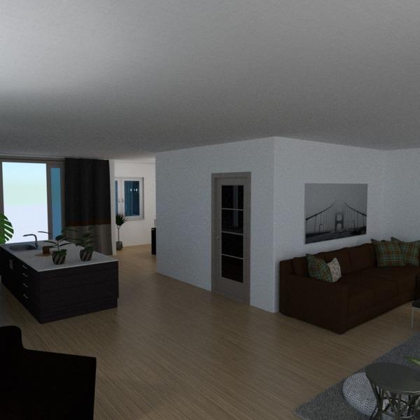 zdjęcia dom pokój dzienny kuchnia remont pomysły