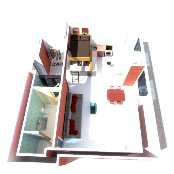 fotos mobiliar studio ideen