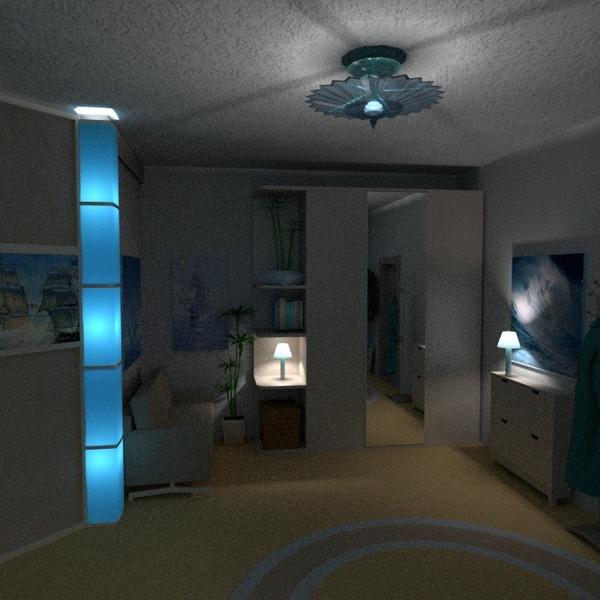 fotos muebles bricolaje iluminación trastero descansillo ideas