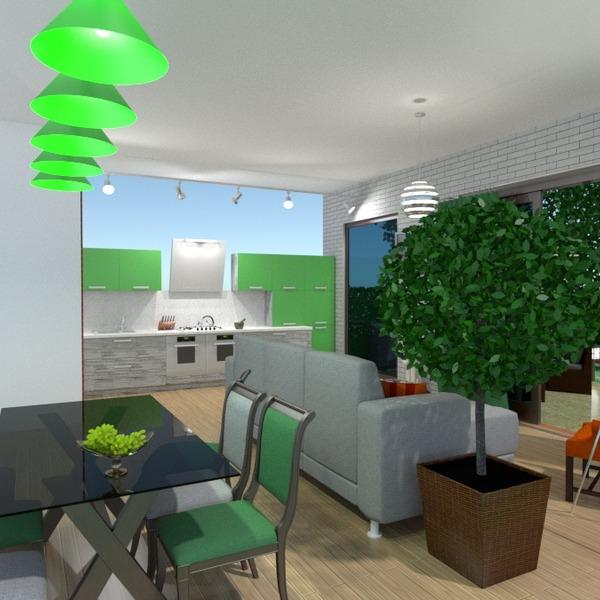 zdjęcia mieszkanie dom meble pokój dzienny kuchnia oświetlenie jadalnia architektura mieszkanie typu studio pomysły