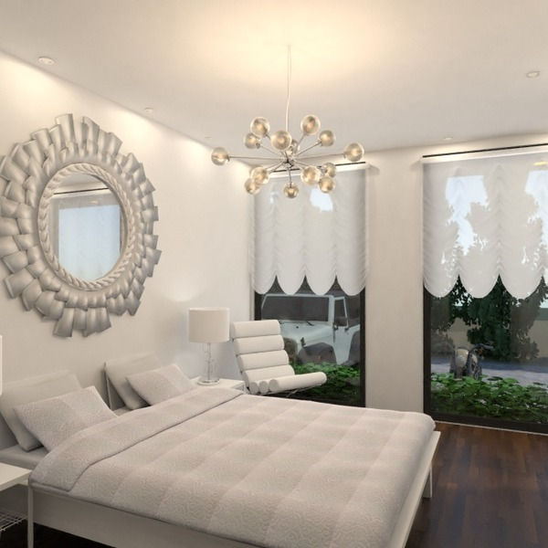 fotos apartamento casa dormitorio iluminación ideas