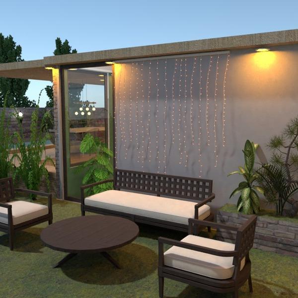 foto casa saggiorno illuminazione paesaggio architettura idee