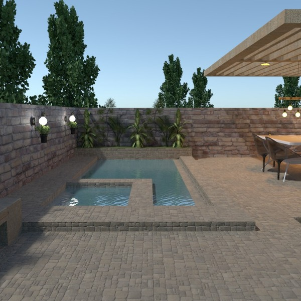 fotos casa salón exterior paisaje arquitectura ideas