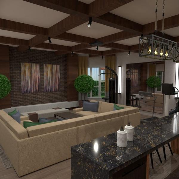 идеи дом мебель декор гостиная кухня идеи