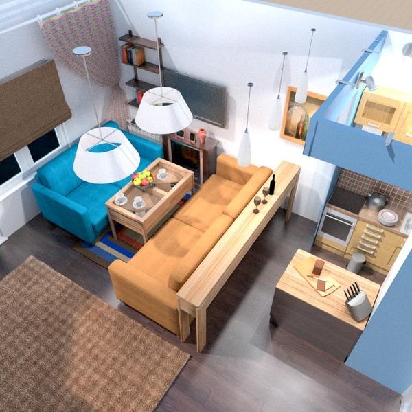 foto appartamento saggiorno cucina famiglia idee