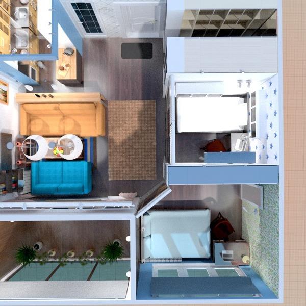 foto appartamento camera da letto saggiorno cucina idee