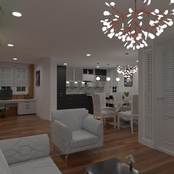 photos living room kitchen dining room studio ideas