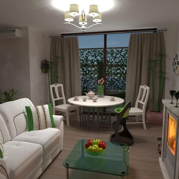 идеи дом терраса мебель гостиная столовая идеи