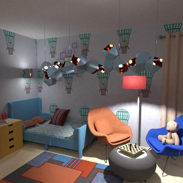 nuotraukos namas baldai dekoras vaikų kambarys idėjos