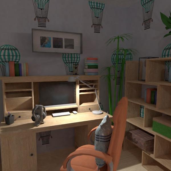 nuotraukos namas baldai vaikų kambarys renovacija idėjos