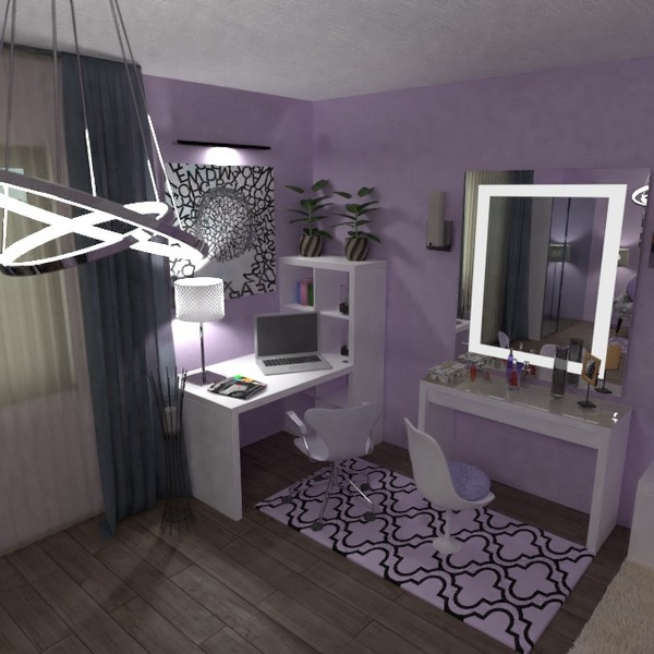 идеи дом декор спальня детская освещение идеи