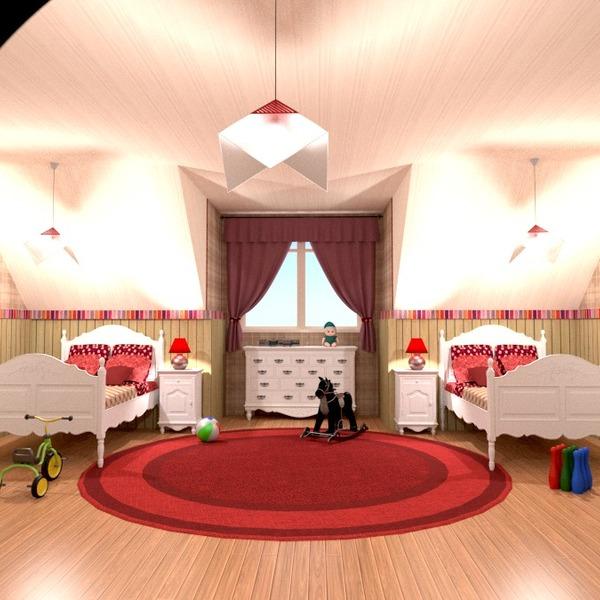 fotos decoração faça você mesmo quarto infantil reforma ideias