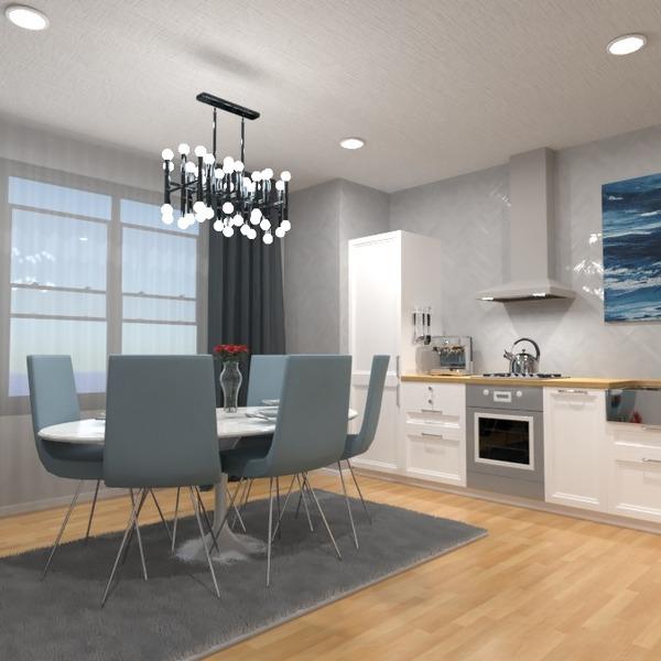 nuotraukos virtuvė apšvietimas valgomasis idėjos