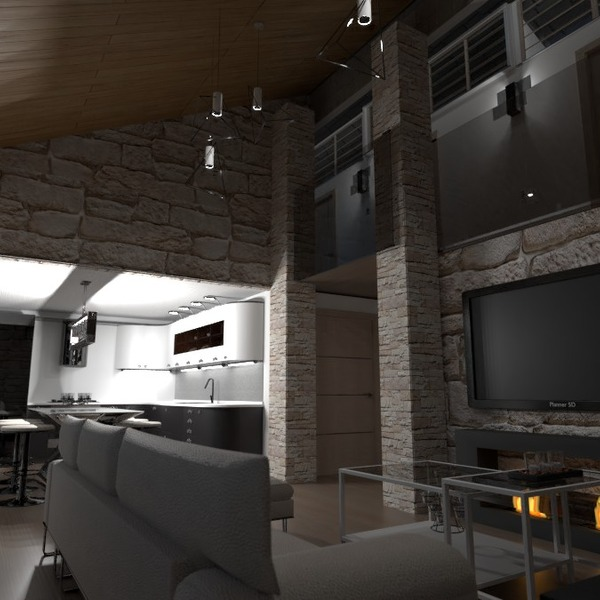 foto casa cucina sala pranzo monolocale idee