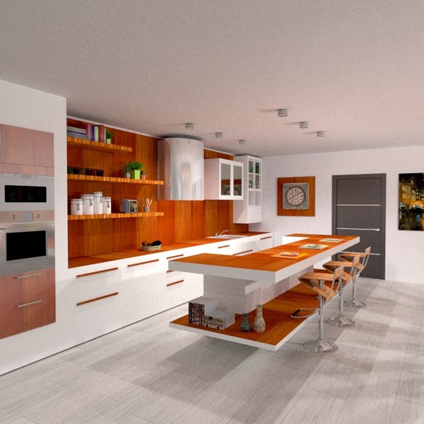 fotos apartamento mobílias cozinha iluminação ideias