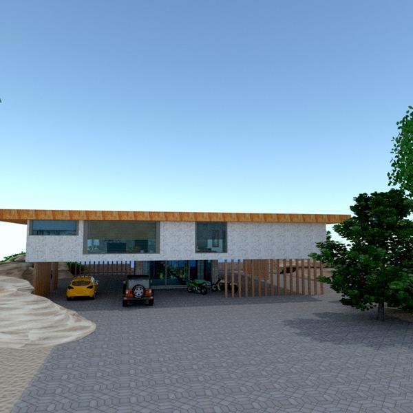 nuotraukos butas namas terasa eksterjeras аrchitektūra idėjos