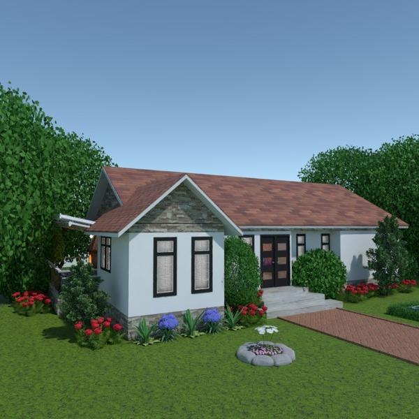 photos house terrace decor landscape household ideas