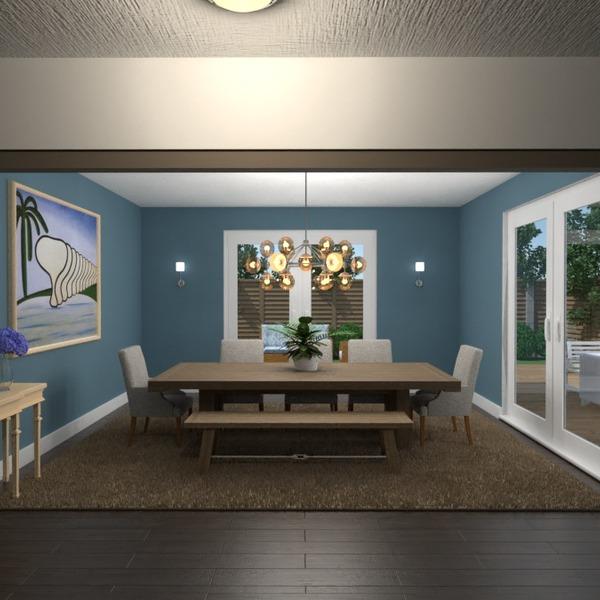 fotos varanda inferior decoração faça você mesmo área externa iluminação paisagismo sala de jantar patamar ideias