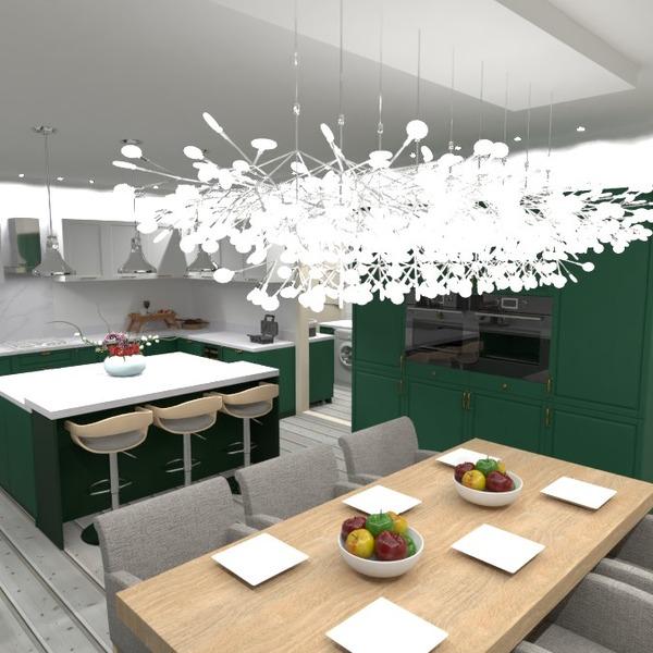 fotos cozinha iluminação sala de jantar ideias