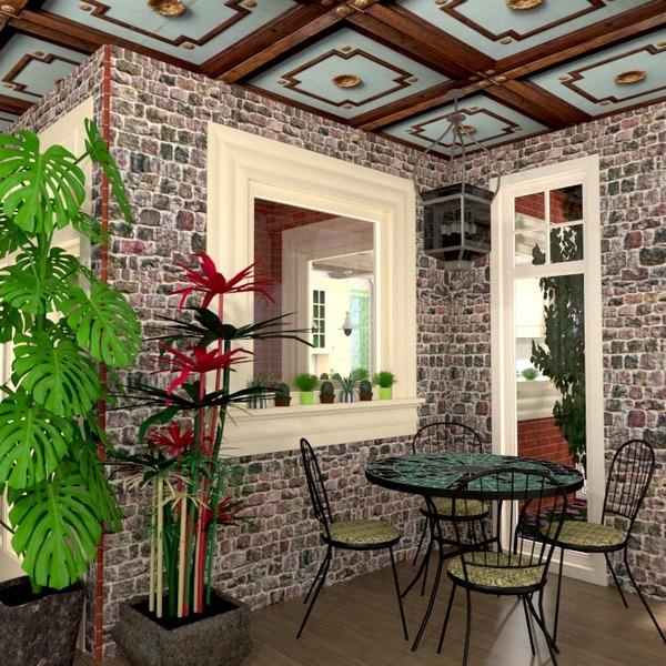 fotos casa terraza decoración exterior ideas