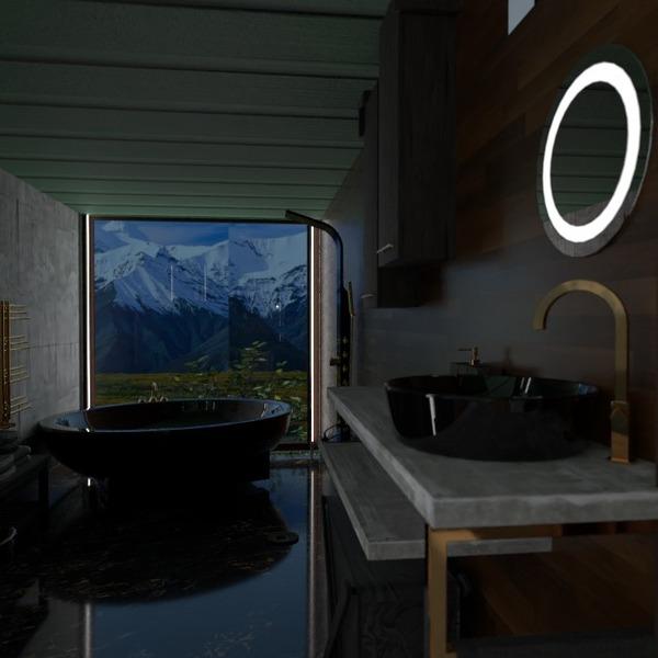 fotos casa muebles dormitorio iluminación paisaje ideas