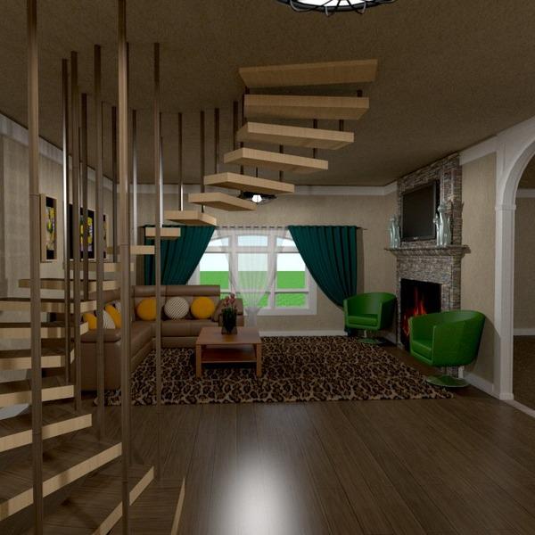 nuotraukos butas namas baldai dekoras svetainė аrchitektūra idėjos