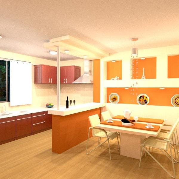 foto arredamento decorazioni cucina sala pranzo ripostiglio idee