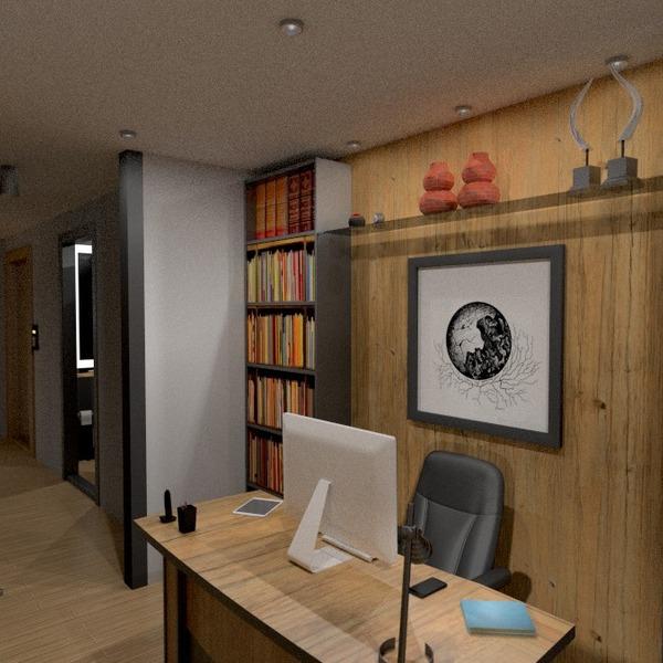 fotos casa de banho escritório iluminação patamar ideias