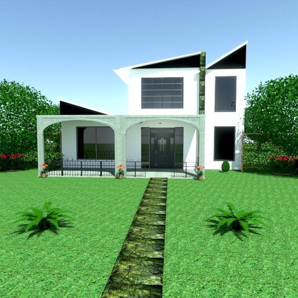 zdjęcia mieszkanie dom taras krajobraz architektura pomysły