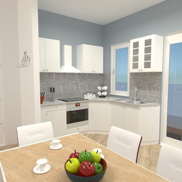 zdjęcia mieszkanie kuchnia oświetlenie jadalnia architektura pomysły